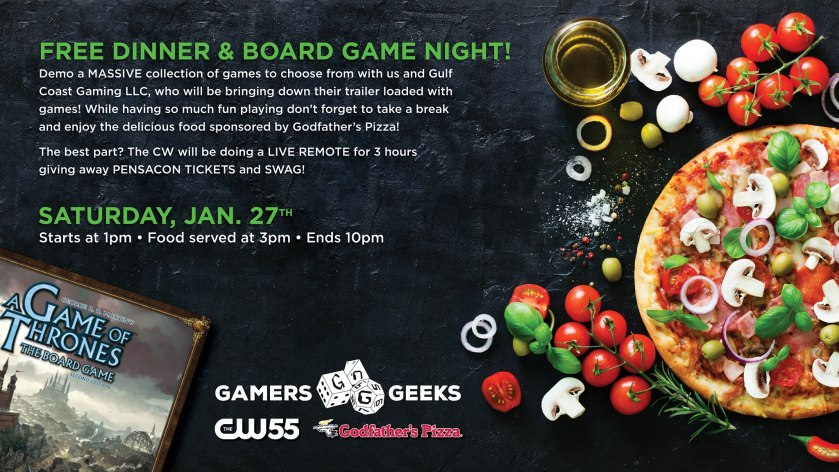 dinnerandboardgame