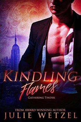 kindling flames